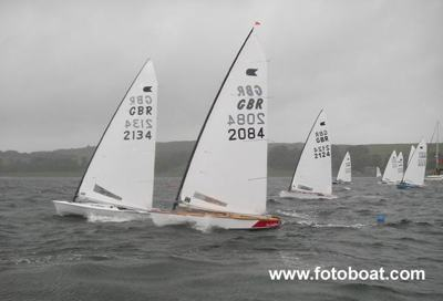 Sailing OK in Largs